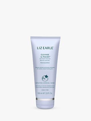 Liz Earle Cleanse & Polish™ Hot Cloth Cleanser Rose & Lavender, 100ml