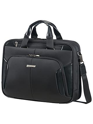 "Samsonite XBR Bailhandle 2C 15"" Laptop Bag"