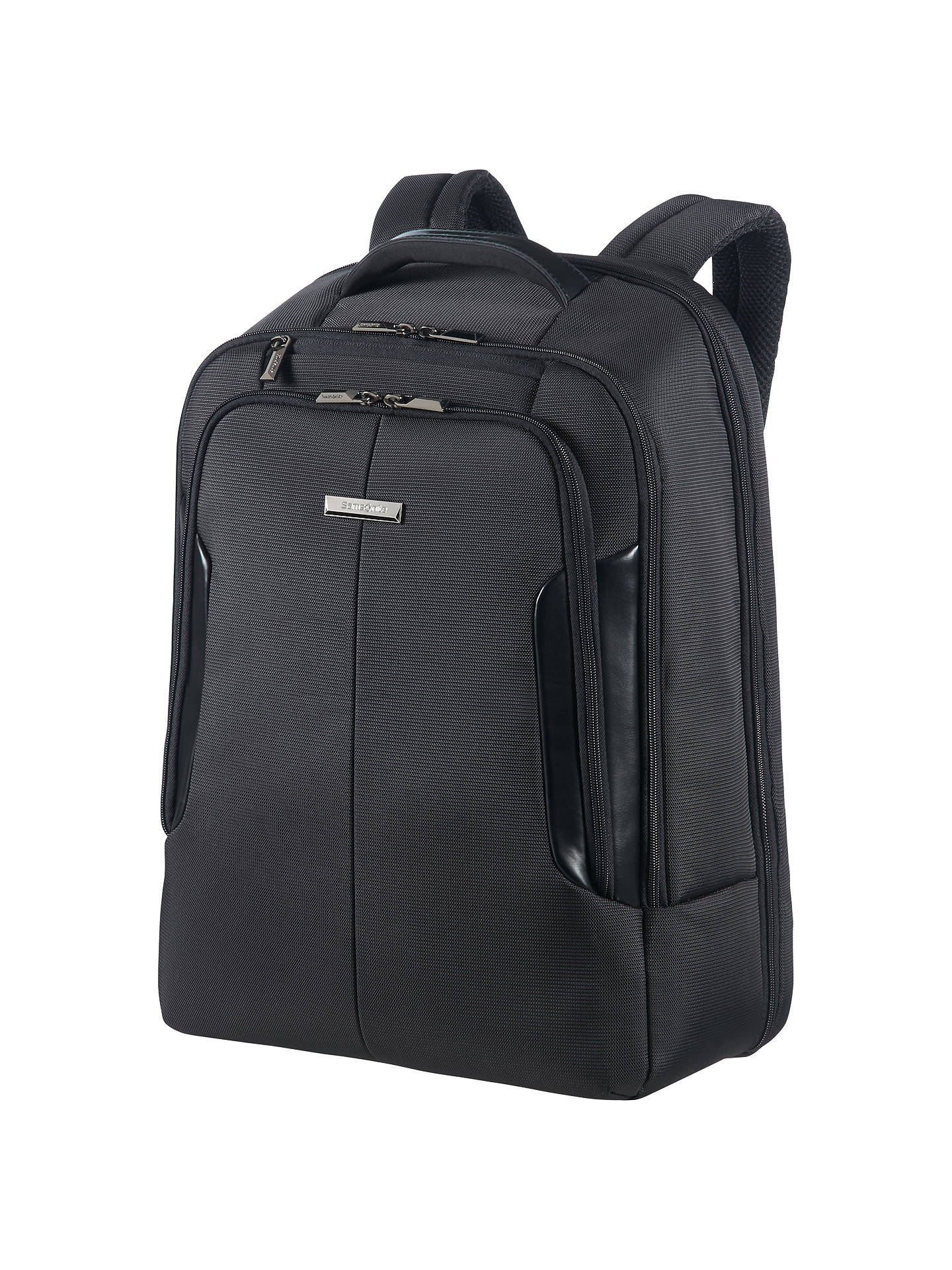 Samsonite Xbr 17 Laptop Backpack Black Online At Johnlewis