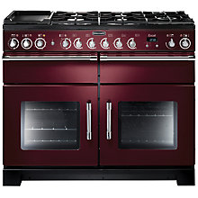 Buy Rangemaster Excel 110 Dual Fuel Range Cooker Online at johnlewis.com