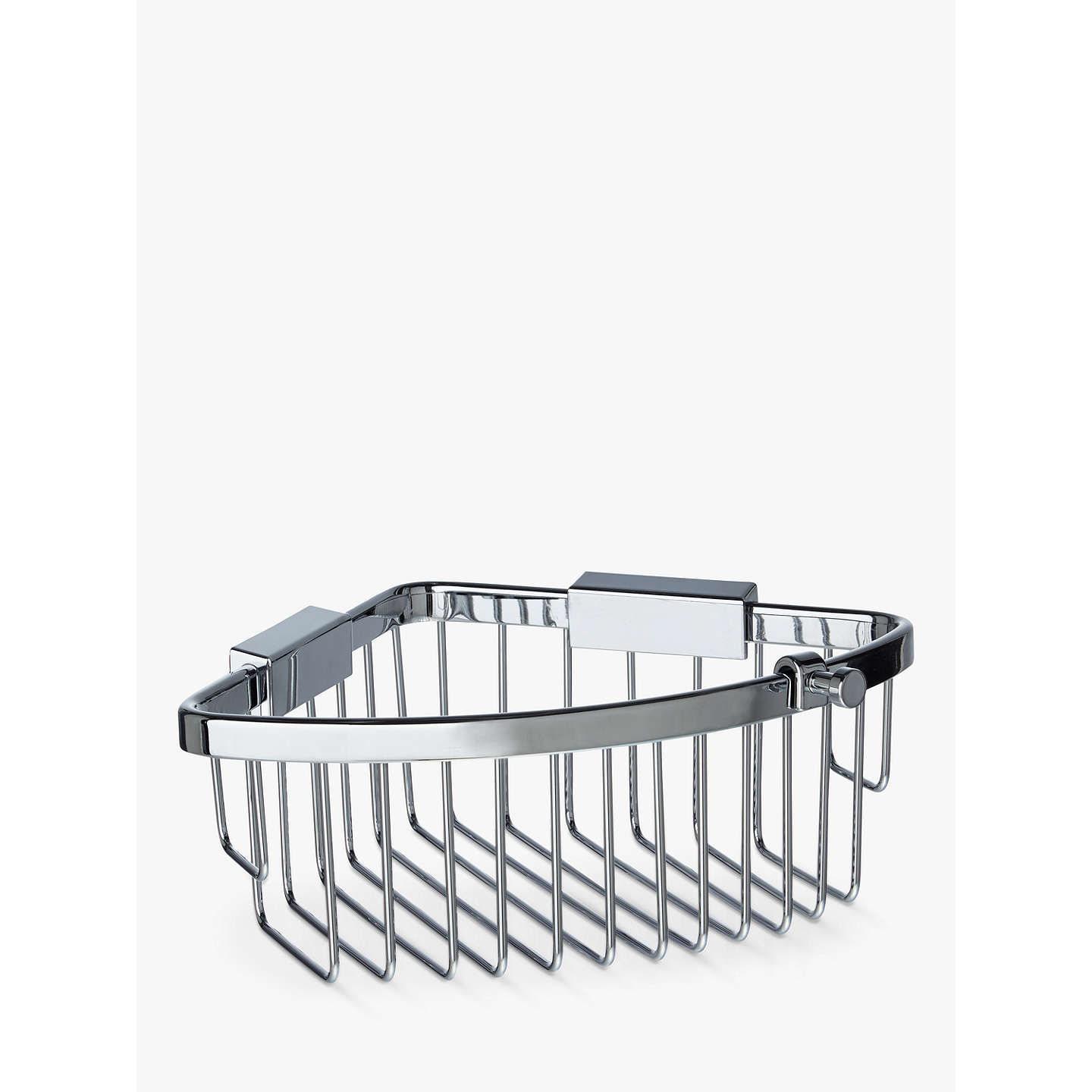 Beau BuyJohn Lewis New Classic Shower Corner Basket Online At Johnlewis.com ...