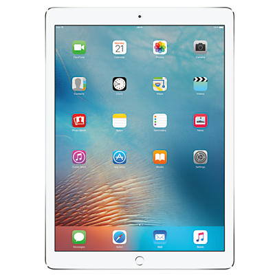 Apple iPad Pro, A9X, iOS, 12.9, Wi-Fi, 256GB