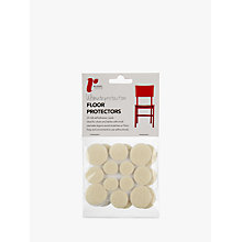 Buy Russel Felt Floor Protectors Pack of 24 Online at johnlewis.com