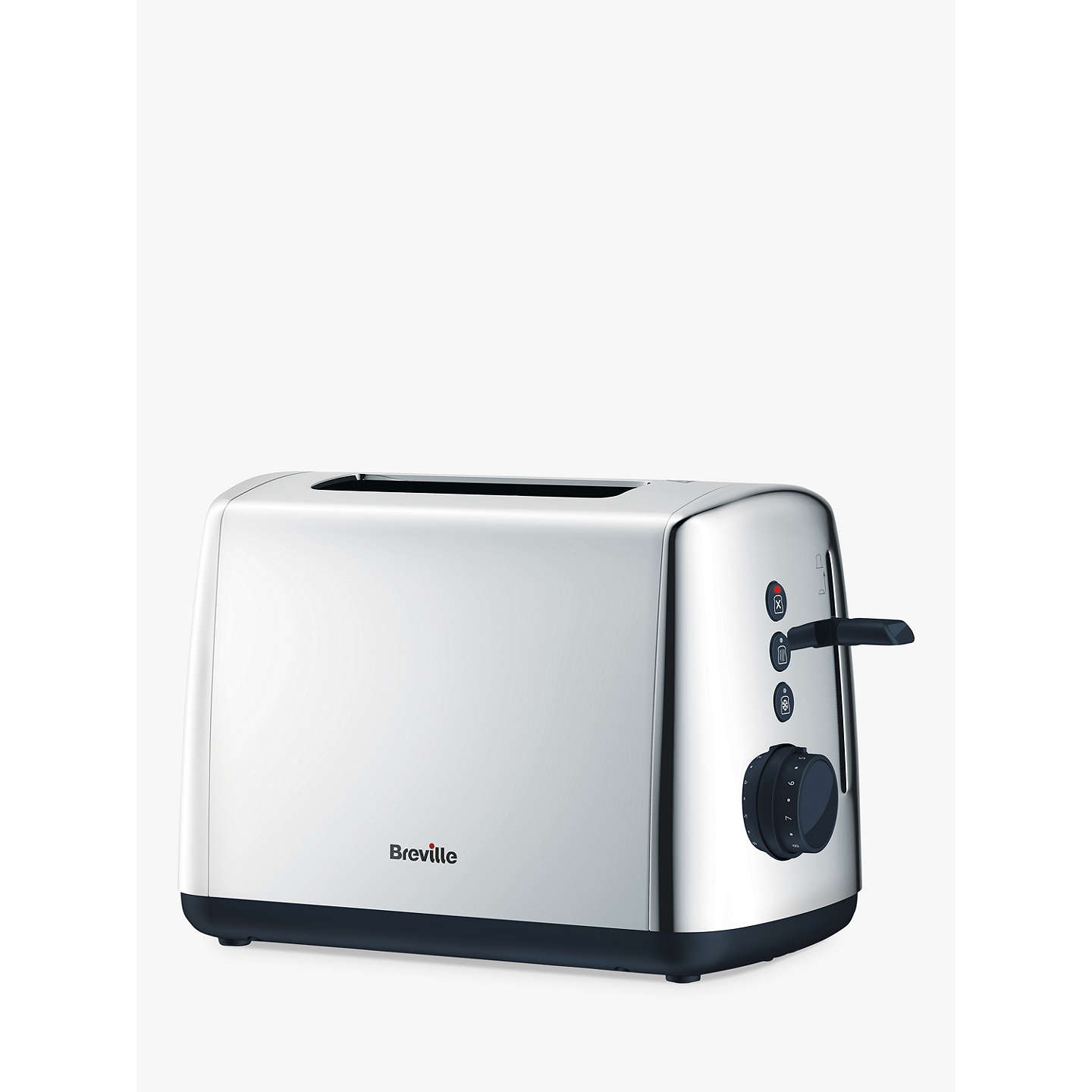 BuyBreville VTT548 2-Slice Toaster, Stainless Steel Online at johnlewis.com