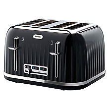 Buy Breville Impressions 4-Slice Toaster Online at johnlewis.com