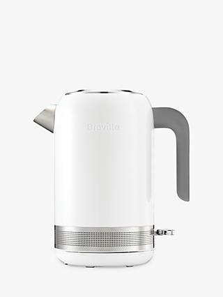 Breville VKJ946 High Gloss Kettle, White
