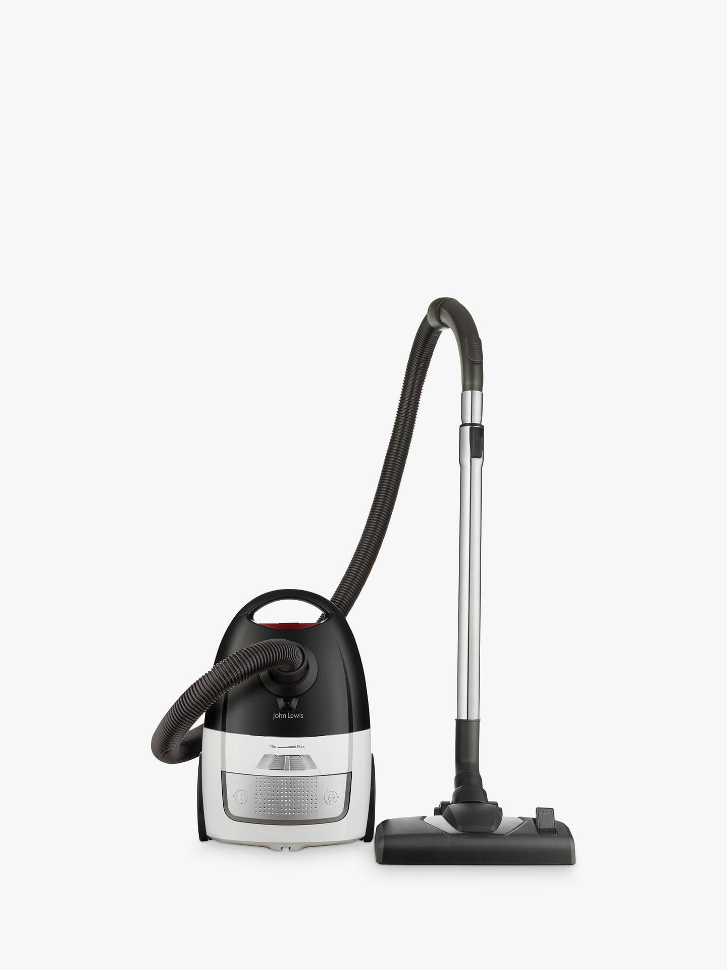 BuyJohn Lewis & Partners 14C Bagged Cylinder Vacuum Cleaner Online at johnlewis.com