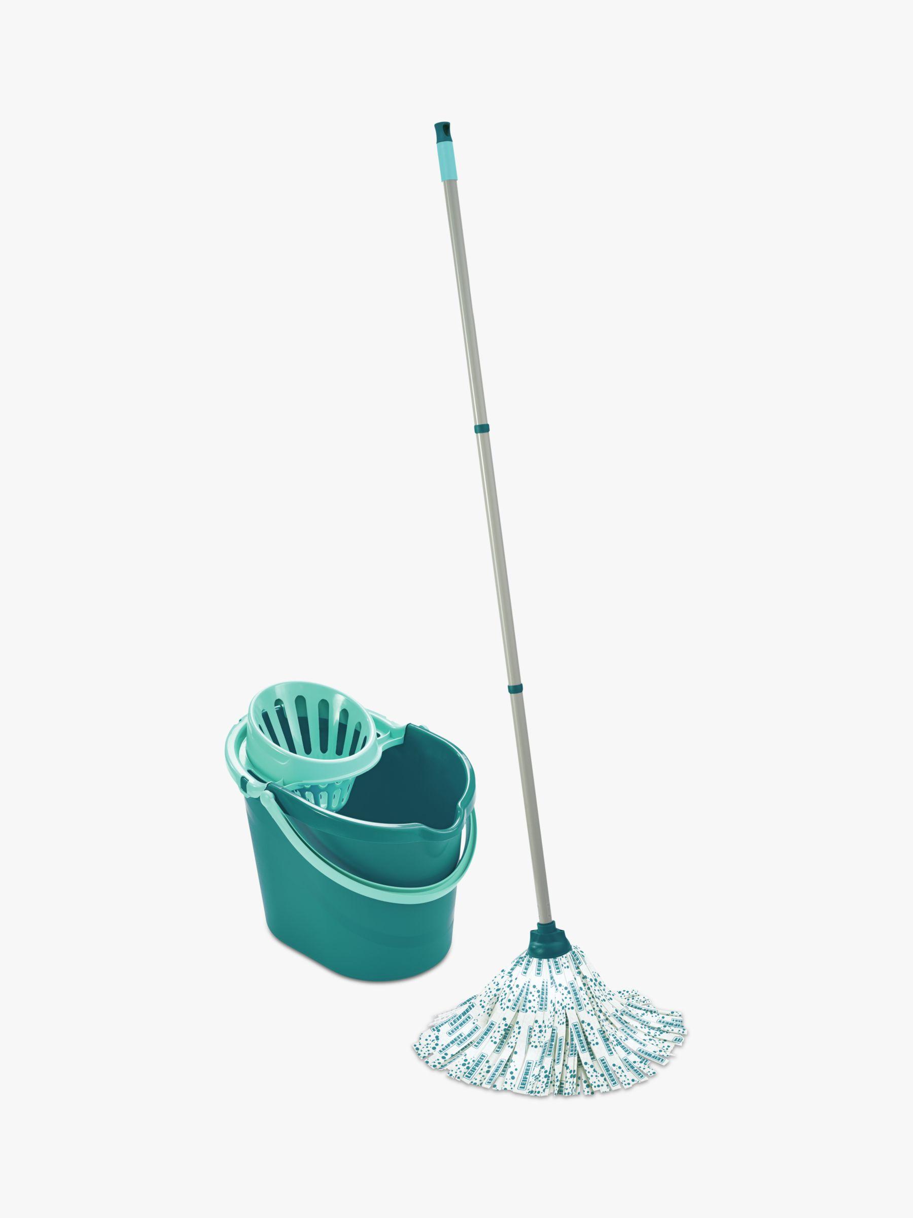 a91ef1d182d2 Leifheit Classic Mop and Bucket Set at John Lewis & Partners