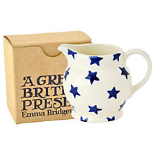 Buy Emma Bridgewater 'Starry Skies' Jug Christmas Tree Decoration Online at johnlewis.com