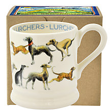 Buy Emma Bridgewater Year In The Country All Over Lurcher Half Pint Mug, Multi, 284ml Online at johnlewis.com