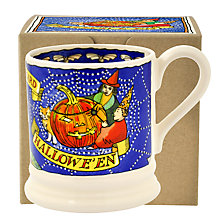 Buy Emma Bridgewater Halloween Scene Mug, Multi, 310ml Online at johnlewis.com