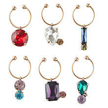 Buy Joanna Buchanan Royal Gem Wine Charms Online at johnlewis.com