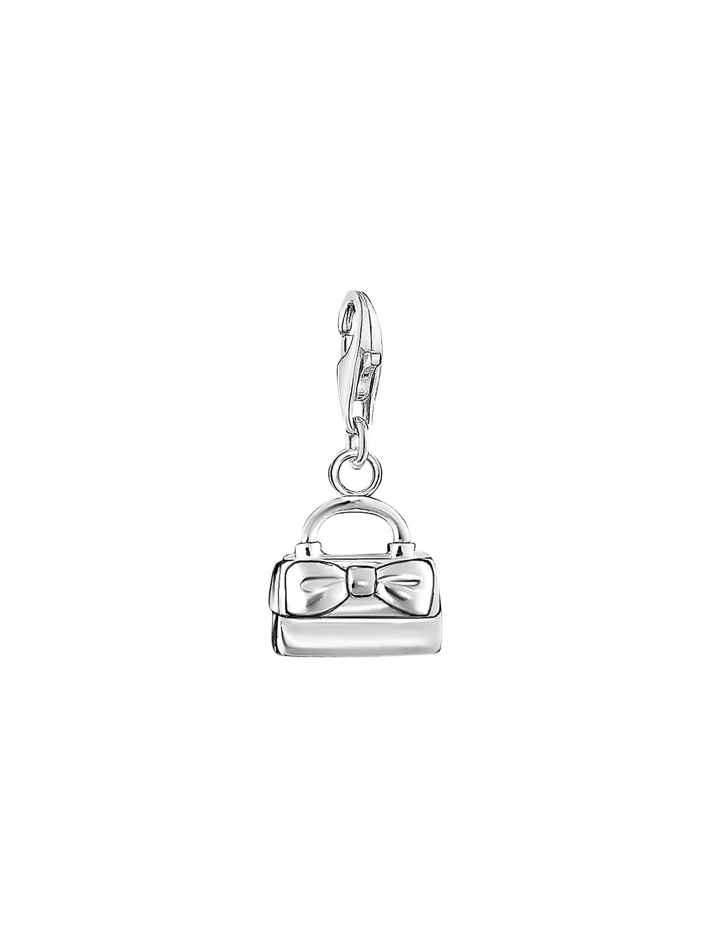 Thomas Sabo Charm Club Handbag Silver Online At Johnlewis