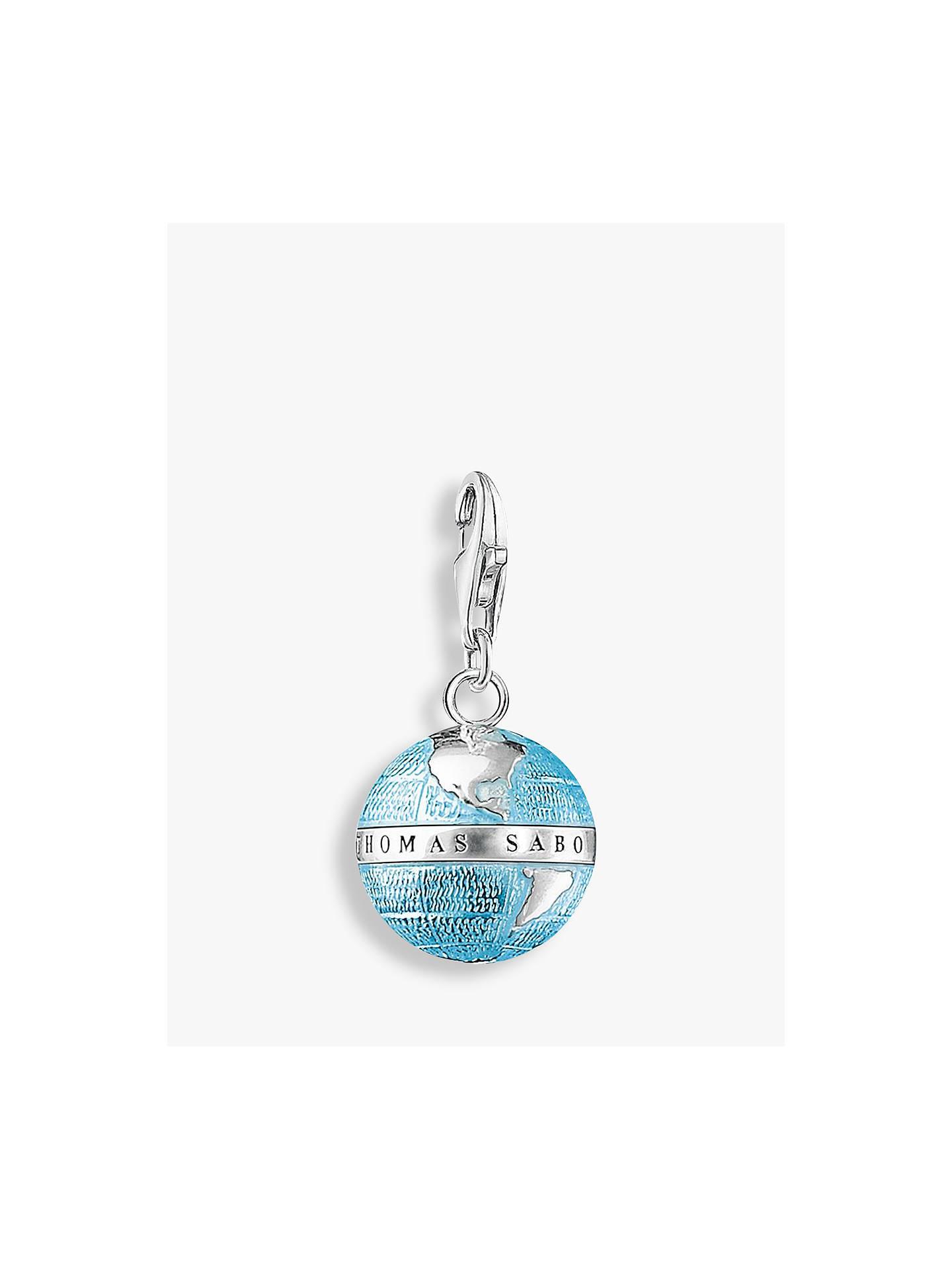 34103a7c66c Buy THOMAS SABO Charm Club Enamel Globe Charm