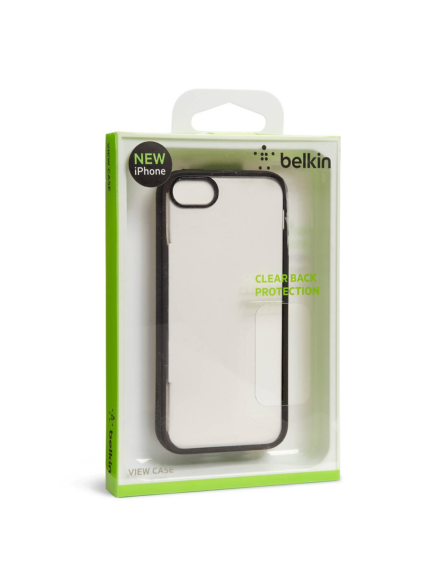 size 40 997e7 37a1e Belkin Matte Flex Clear Case for iPhone SE/5s/5