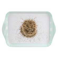 Buy Pimpernel Wrendale Hedgehog Tray Online at johnlewis.com