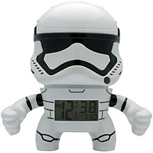 Buy BulbBotz Storm Trooper Alarm Clock Online at johnlewis.com