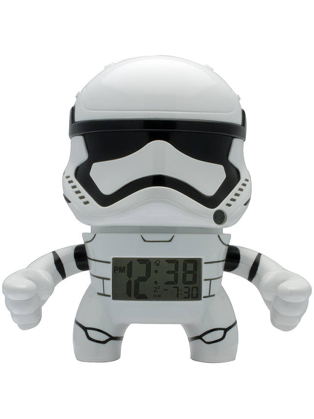 Bulbbotz Storm Trooper Alarm Clock At