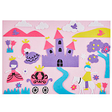 Buy John Lewis Fuzzy Felt Fairytale Online at johnlewis.com