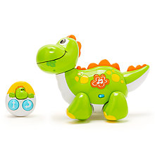 Buy John Lewis Walk With Me Musical Dinosaur Toy Online at johnlewis.com