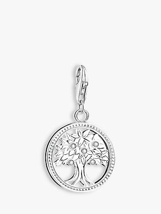 THOMAS SABO Charm Club Tree Of Love Charm, Silver