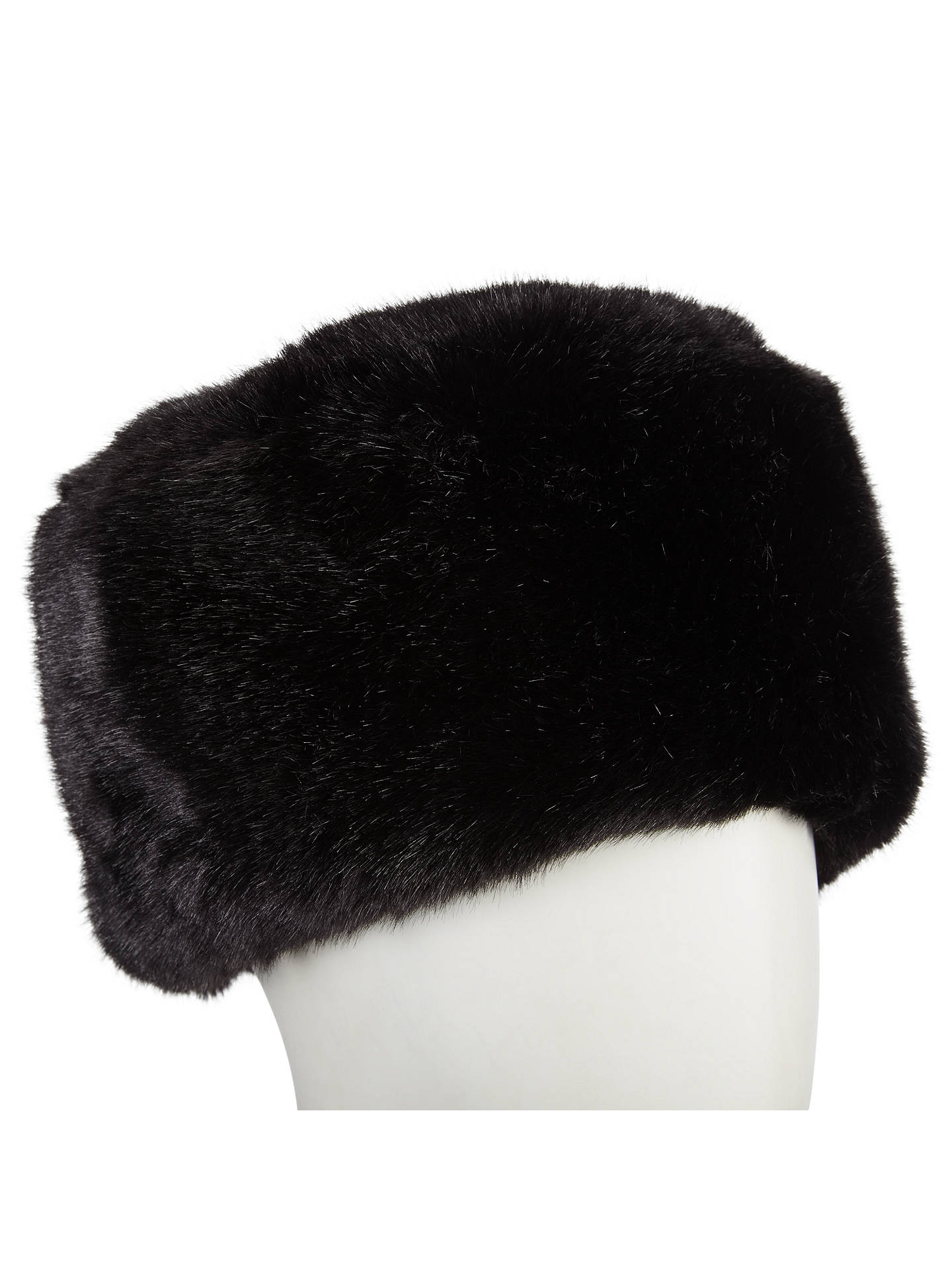 e7006306f John Lewis Faux Fur Cossack Hat at John Lewis & Partners