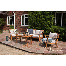 Buy John Lewis Fyn Outdoor Furniture Online at johnlewis.com