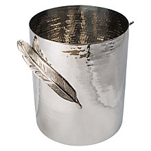 Buy Culinary Concepts Feather Wine Cooler Online at johnlewis.com