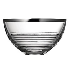 "Buy Vera Wang for Wedgwood Grosgrain Nouveau 10"" Bowl Online at johnlewis.com"