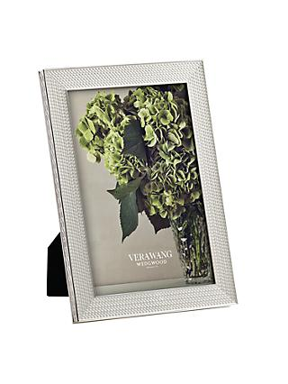 Vera Wang for Wedgwood 'With Love' Frame, 4 x 6""
