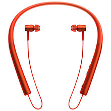 Buy Sony MDR-EX750BT h.ear in Wireless Bluetooth High Resolution In-Ear Headphones with NFC One-Touch Online at johnlewis.com