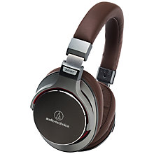 Buy Audio-Technica ATH-MSR7 Over-Ear High-Resolution Headphones Online at johnlewis.com