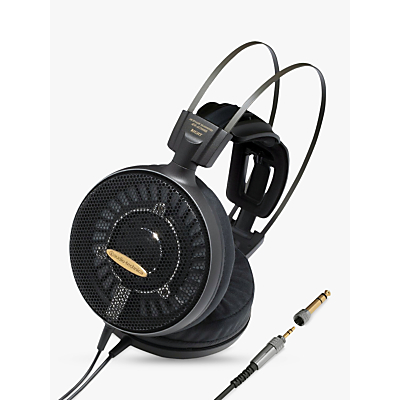 Image of Audio-Technica ATH-AD2000X Audiophile Oper-Air Over-Ear Dynamic Headphones With High-Resolution Audio