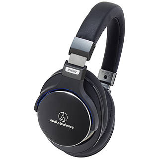 Audio-Technica ATH-MSR7 Over-Ear High-Resolution Headphones