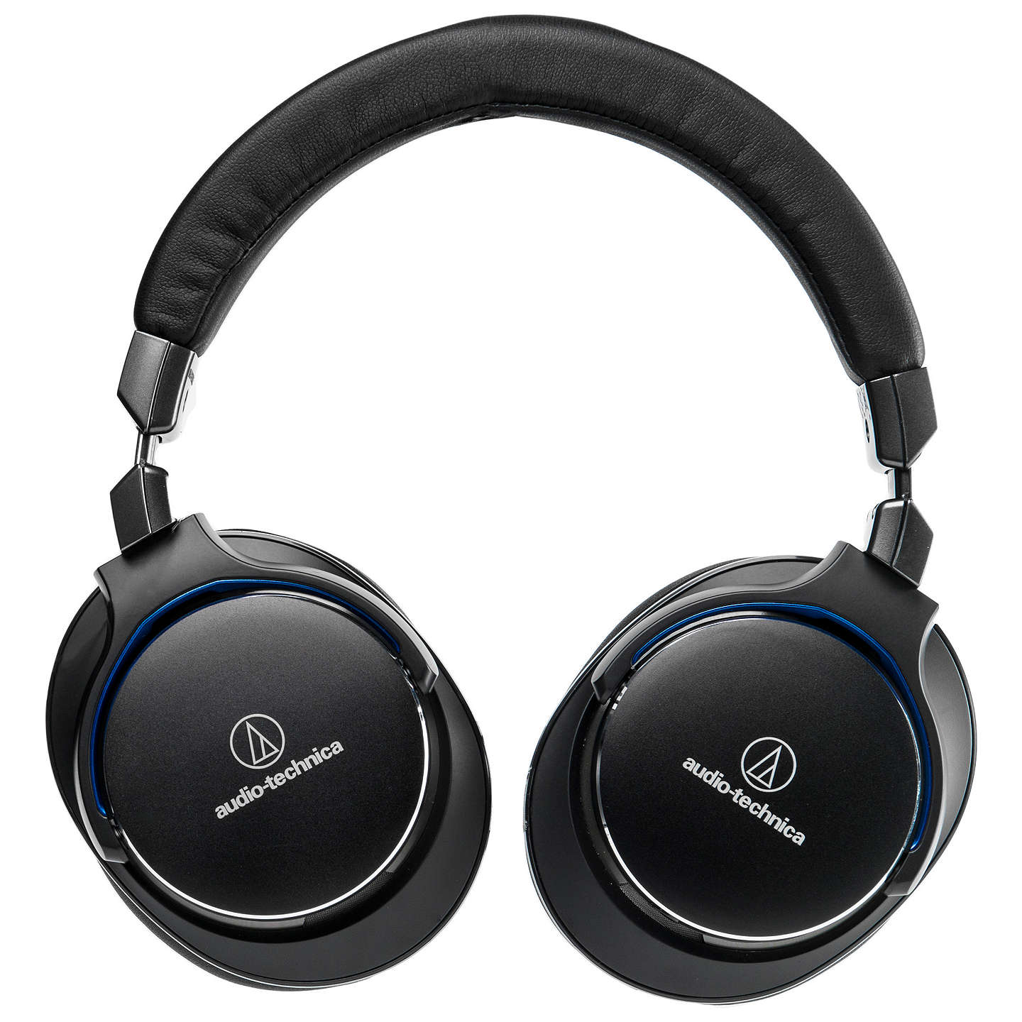 BuyAudio-Technica ATH-MSR7 Over-Ear High-Resolution Headphones, Black Online at johnlewis.com