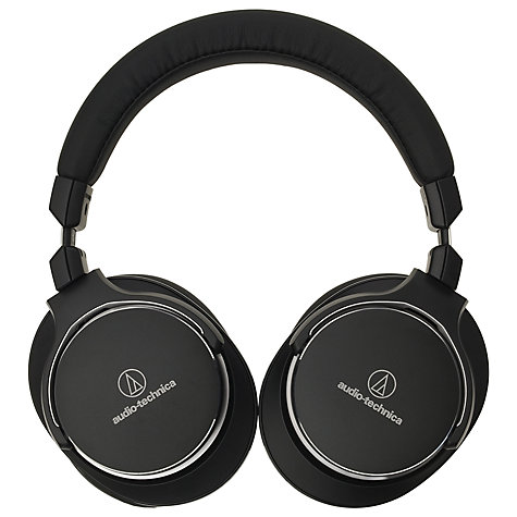 Buy Audio-Technica ATH-MSR7NC High-Resolution Over-Ear Headphones with Noise Cancellation Online at johnlewis.com