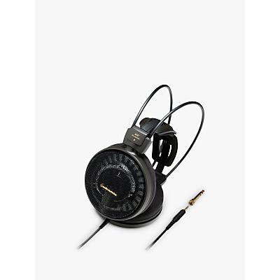 Image of Audio-Technica ATH-AD900X Audiophile Open-Air Over-Ear Headphones, Black