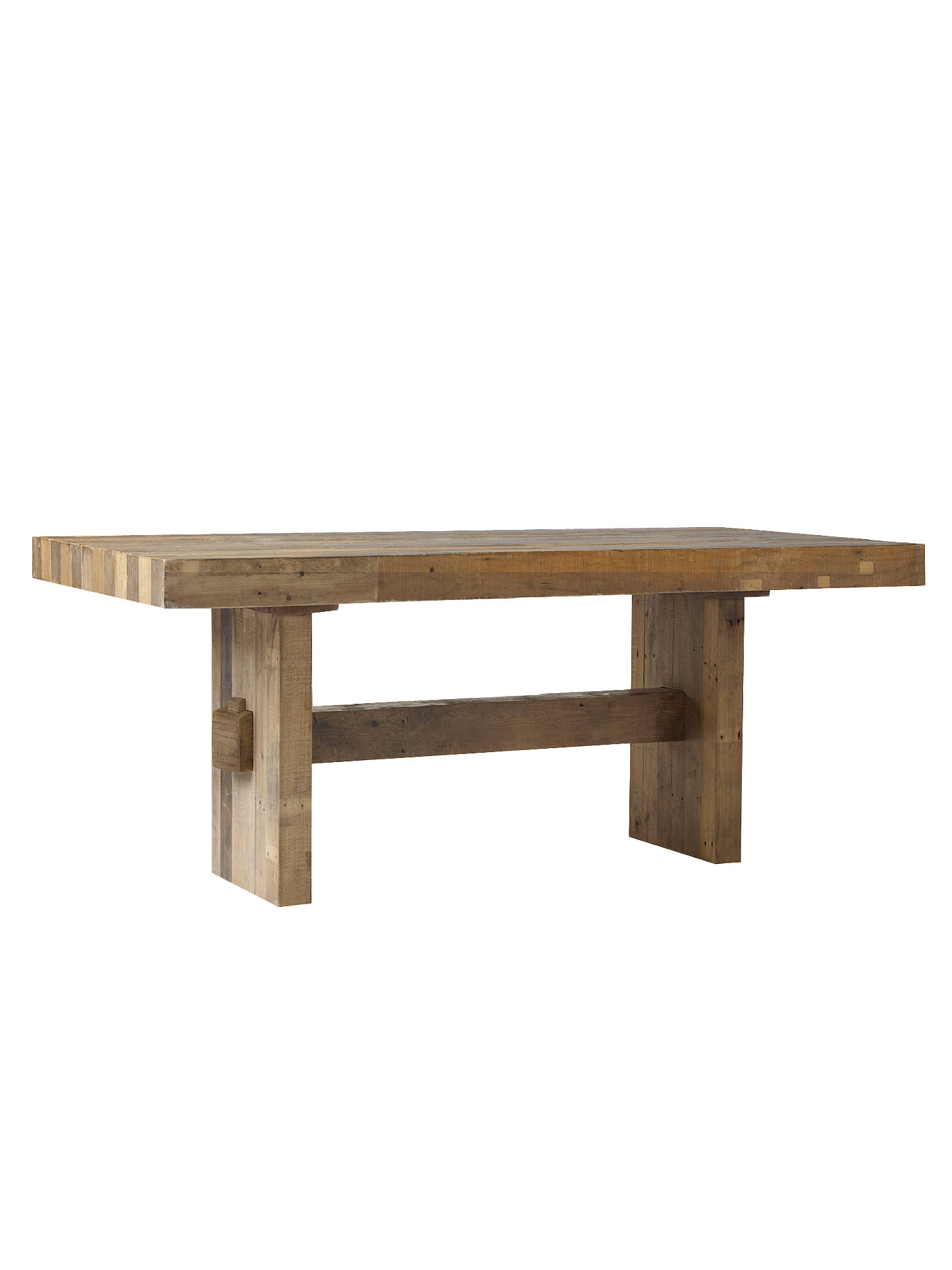 West Elm Emmerson 6 Seater Dining Table At John Lewis Partners