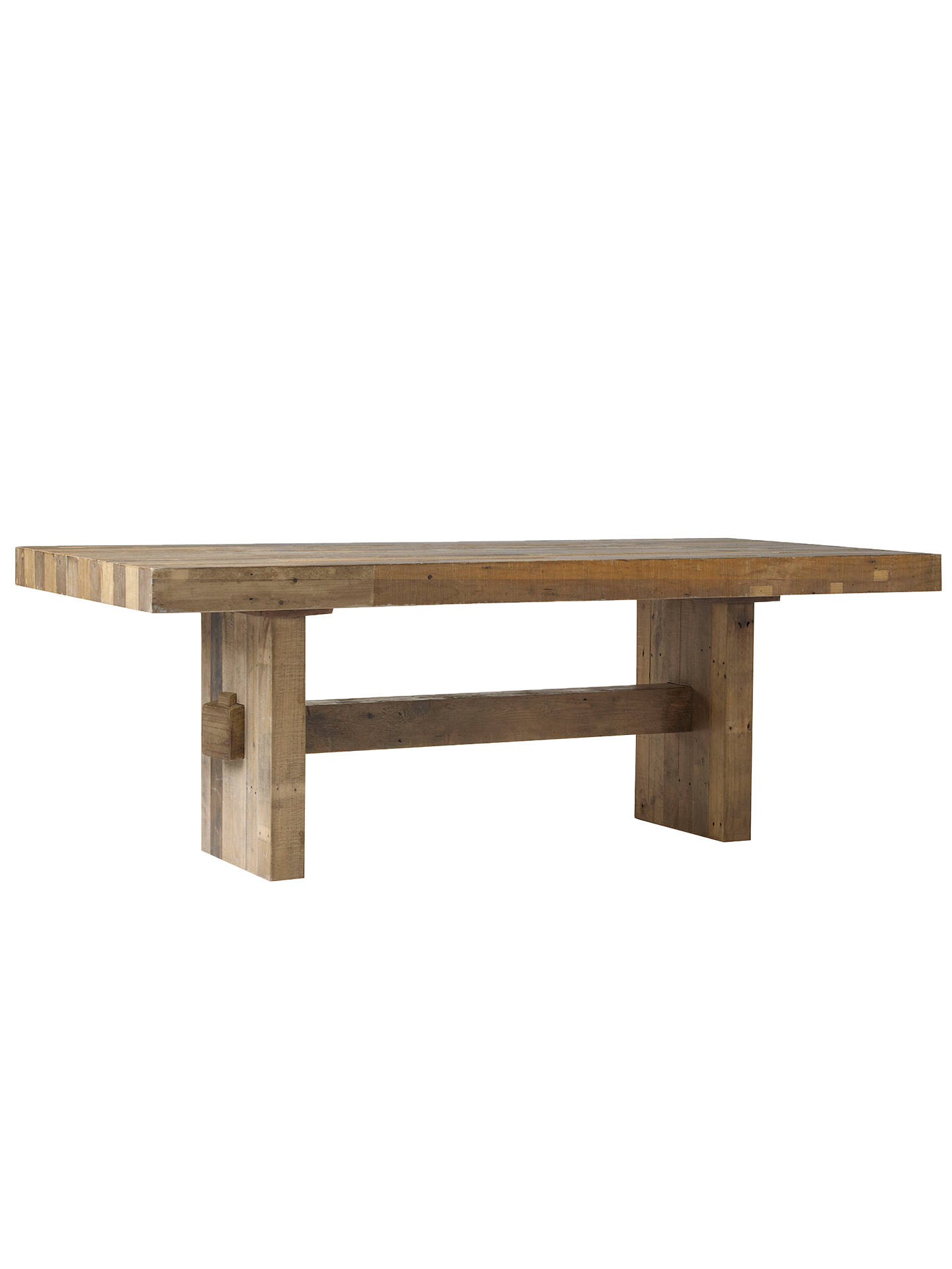 West Elm Emmerson 6 Seater Dining Table 183cm At John Lewis