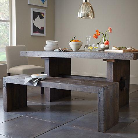 buy west elm emmerson 6 seater dining table 183cm john lewis. Black Bedroom Furniture Sets. Home Design Ideas