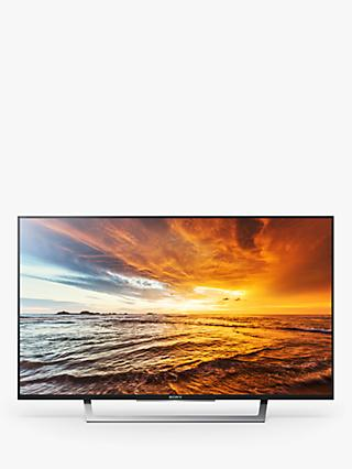"Sony Bravia 32WD756BU LED HD 1080p Smart TV, 32"" with Freeview HD & Cable Management System"