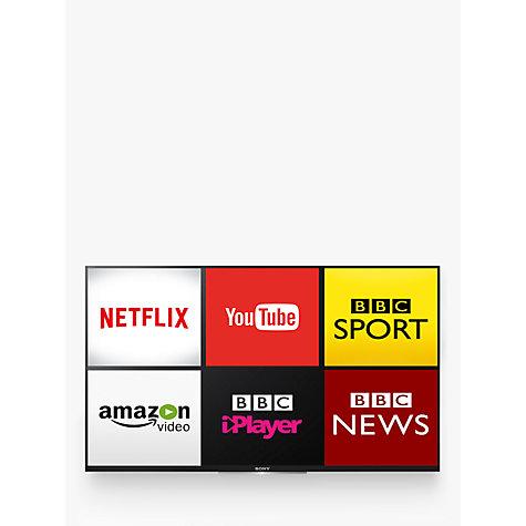 sony smart tv. buy sony bravia 32wd756bu led hd 1080p smart tv, 32\ tv t