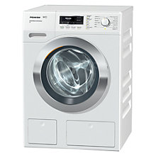 Buy Miele WKR 771 WPS Freestanding Washing Machine, 9kg Load, A+++ Energy Rating, 1600rpm Spin, White Online at johnlewis.com
