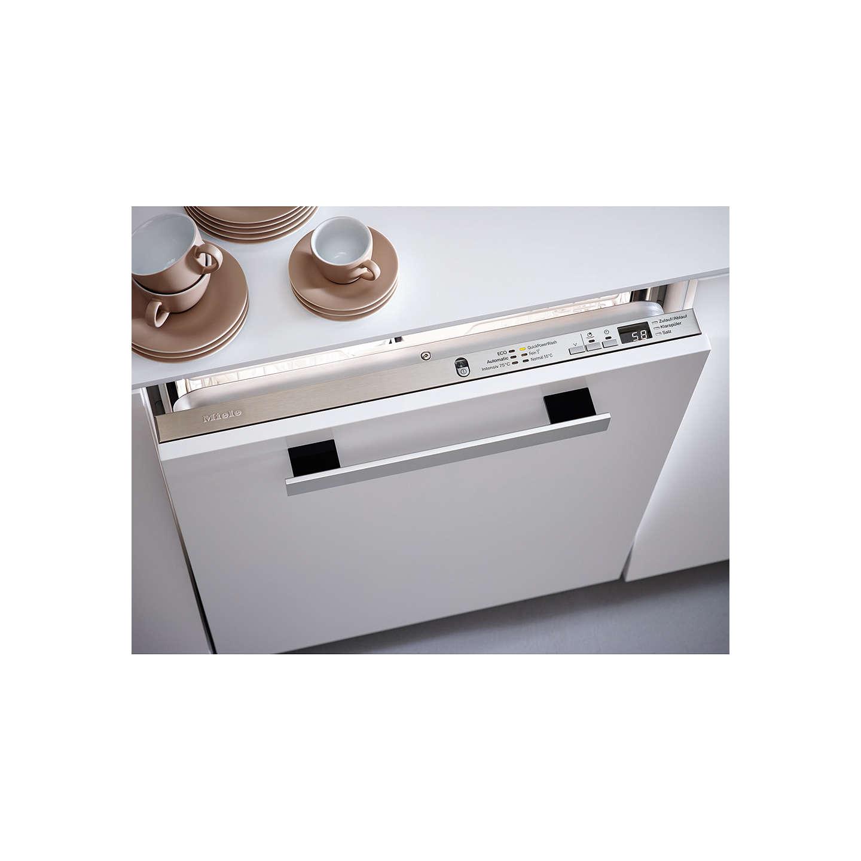 miele g6665 scvi xxl integrated dishwasher clean steel at john lewis. Black Bedroom Furniture Sets. Home Design Ideas