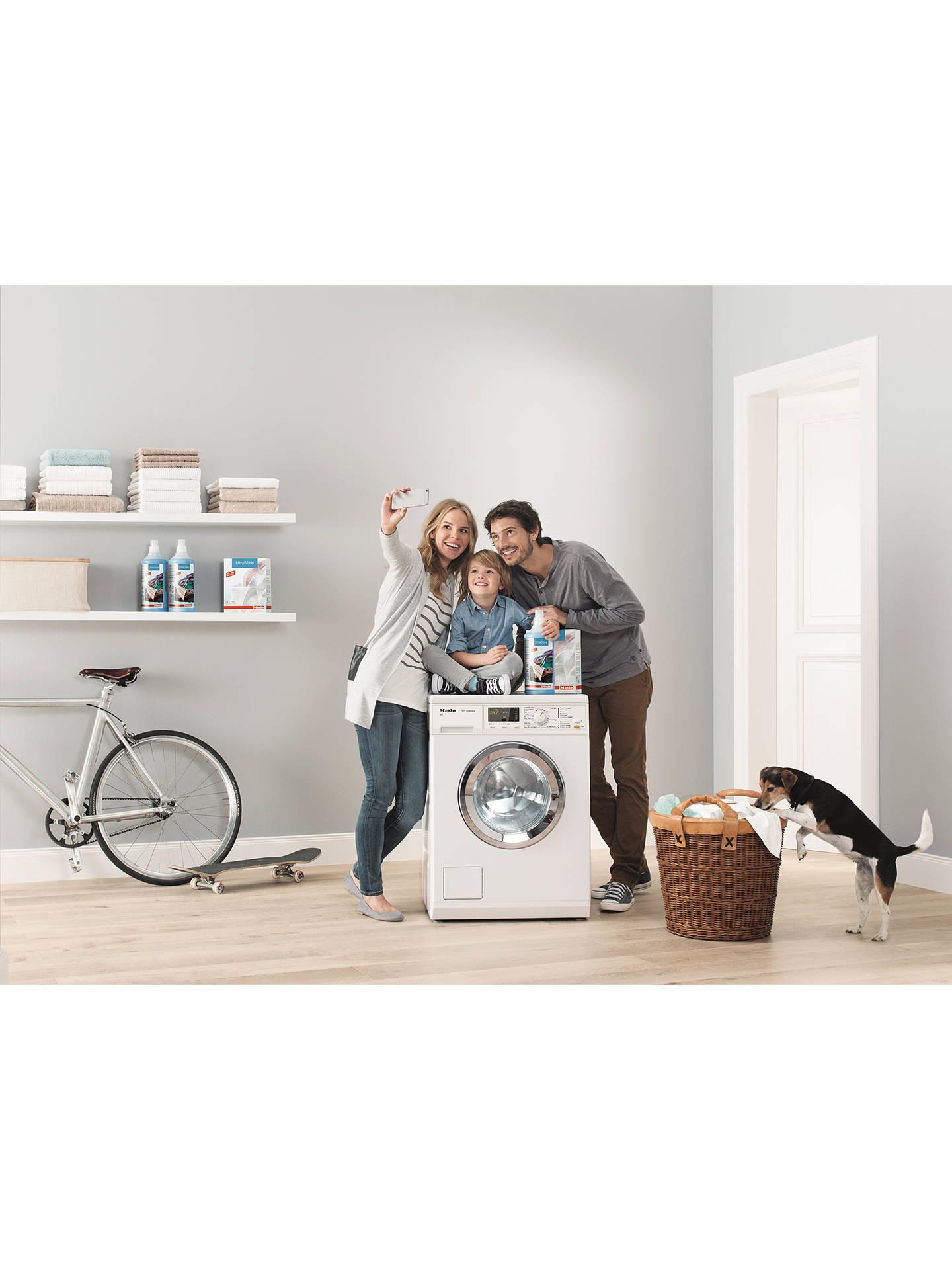 Miele WDA101 Washing Machine, 7kg Load. A+++ Energy Rating ...