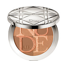 Buy Diorskin Nude Air Glow Powder Online at johnlewis.com