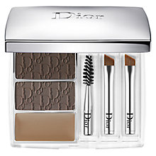 Buy Dior All-In-Brow 3D Longwear Brow Contour Kit, 001 Brun Online at johnlewis.com
