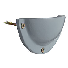 Buy John Lewis Croft Collection Cup Drawer Pull Online at johnlewis.com