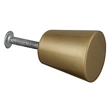 Buy Design Project by John Lewis No.072 Cupboard Knob, 25mm Online at johnlewis.com