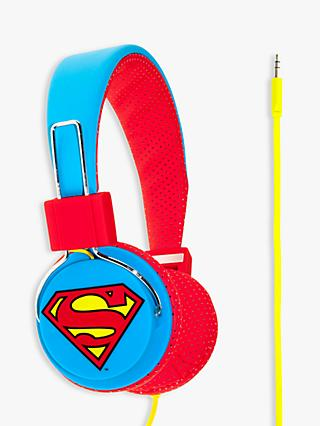 Kondor Superman Man Of Steel On-Ear Headphones